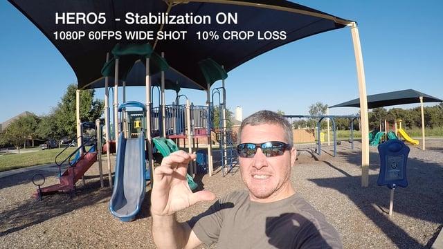 GoPro HERO5: Comparing the FPS & Stabilization – Joel Barish